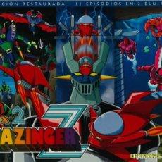 Series de TV: MAZINGER Z - BOX 2 (BLU-RAY) (MAJINGÂ ZETTO). Lote 150878942