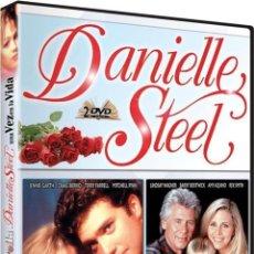 Series de TV: PACK DANIELLE STEEL: LA ESTRELLA / UNA VEZ EN LA VIDA. Lote 150879393
