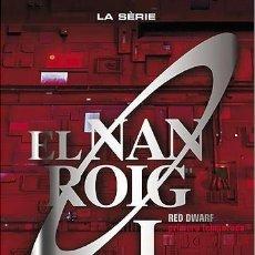 Series de TV: RED DWARF (EL ENANO ROJO) - 1ª TEMPORADA (DVD EN CATALAN). Lote 150879461