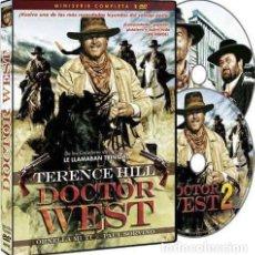 Series de TV: DOCTOR WEST, LA MINISERIE. Lote 176315878