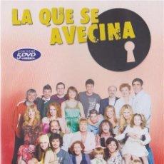 Series de TV: LA QUE SE AVECINA - 3ª TEMPORADA. Lote 150879768