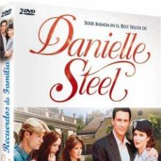 Series de TV: RECUERDOS DE FAMILIA - DANIELLE STEEL. Lote 150880346
