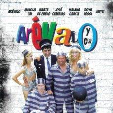 Series de TV: AREVALO Y CIA : SERIE COMPLETA - VOL. 1. Lote 186178656
