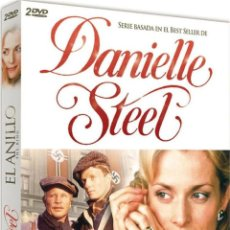 Series de TV: EL ANILLO - DANIELLE STEEL. Lote 150880796