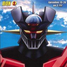 Series de TV: MAZINGER Z : ED. IMPACTO - BOX 2 (SHIN MAZINGER SHOGEK Z HEN). Lote 150880872