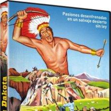 Series de TV: ASALTO EN DAKOTA (DAKOTA INCIDENT). Lote 150883738