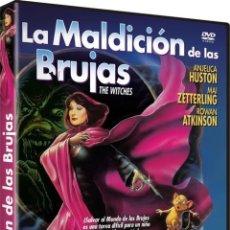 Séries de TV: LA MALDICION DE LAS BRUJAS (THE WITCHES). Lote 150895360
