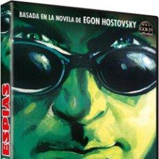Séries de TV: LOS ESPIAS (LES ESPIONS). Lote 150899213