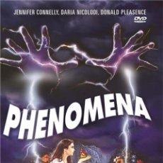 Séries TV: PHENOMENA. Lote 150903702
