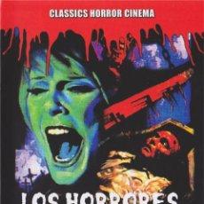 Séries TV: LOS HORRORES DEL CASTILLO DE NORIMBERGA. Lote 150904294