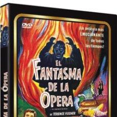 Séries de TV: EL FANTASMA DE LA OPERA (1962)(THE PHANTOM OF THE OPERA). Lote 150905352