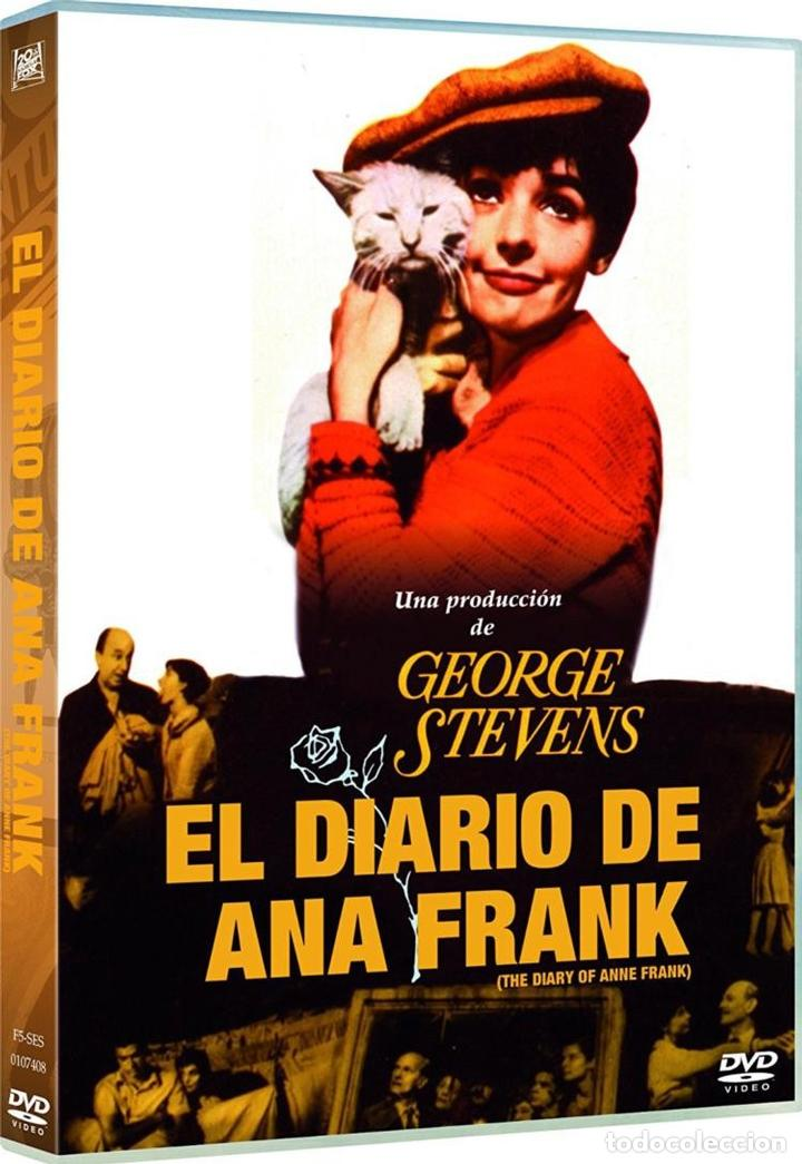 El Diario De Ana Frank The Diary Of Anne Frank Buy Tv Series On Dvd At Todocoleccion 150909700