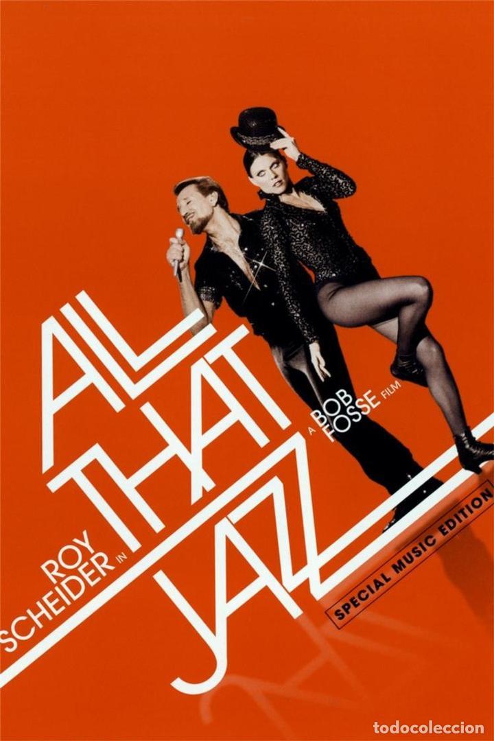 all that jazz: edición musical - Comprar Series de TV en DVD en ...