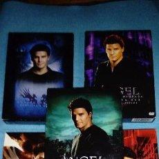 Series de TV: ANGEL - DVD - LA SERIE COMPLETA / CINCO TEMPORADAS ( COLECCION EN DVD ) - TEMPORADA 1, 2, 3, 4 Y 5. Lote 151130158