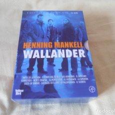 Series de TV: WALLANDER - HENNING MANKELL -- COLECCION COMPLETA - 13 DVD. Lote 151137610