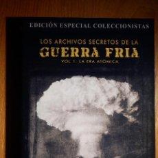 Series de TV: SERIE EN 2 DVD - 2ª SEGUNDA GUERRA MUNDIAL - LOS ARCHIVOS SECRETOS DE LA GUERRA FRIA - 180 MINUTOS -. Lote 151177106