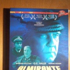 Series de TV: PELICULA DVD - 2ª SEGUNDA GUERRA MUNDIAL - ALMIRANTE CANARIS - 108 MINUTOS - 2008. Lote 151177154