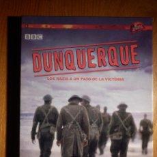 Series de TV: DOCUMENTAL EN DVD - 2ª SEGUNDA GUERRA MUNDIAL - DUNQUERQUE - 175 MINUTOS - 2004. Lote 151177170
