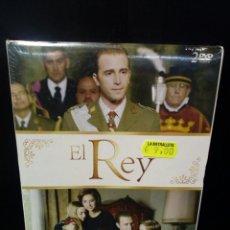 Series de TV: EL REY DVD. Lote 151368096