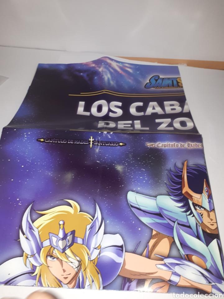 Series de TV: SAINT SEIYA LOS CABALLEROS DEL ZODIACO DVD MARCA COMPLETO - Foto 6 - 151378798