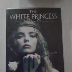 Séries de TV: THE WHITE PRINCESS (TV MINISERIE). DVDS BIEN CONSERVADOS. Lote 151483738