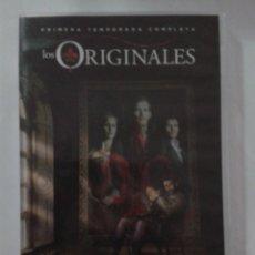 Series de TV: LOS ORIGINALES - TEMPORADA 1. DVDS BIEN CONSERVADOS. Lote 151483866
