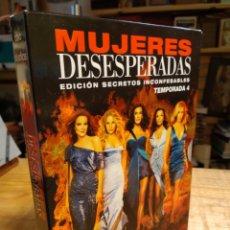 Series de TV: MUJERES DESESPERADAS. TEMPORADA 4. Lote 151836553