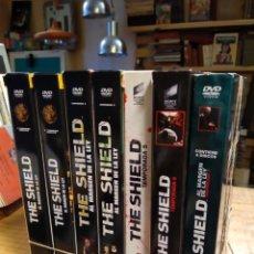 Series de TV: THE SHIELD. AL MSRGEB DE MA LEY. TEMPORADAS 1,2,3,4,5,6 Y 7. Lote 151837304