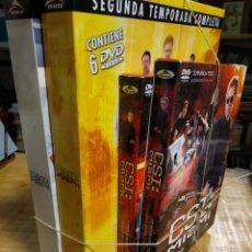 Series de TV: CSI MIAMI. TEMPORADAS 1,2 Y 3. Lote 151837852