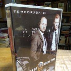 Series de TV: POLICÍAS DE NUEVA YORK. TEMPORADA 1. Lote 151838821