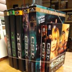 Series de TV: CSI. TEMPORADAS 1,2,3,4,5,6 Y 7. Lote 151844125