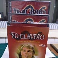 Series de TV: YO CLAUDIO, 6 DVD PRECINTADOS. Lote 151894804