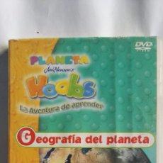 Series de TV: PLANETA HOOBS GEOGRAFÍA DEL PLANETA DVD. Lote 151902953