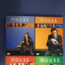 Series de TV: HOUSE. DVD VIDEO. TEMPORADAS 1,2,3 Y 4 COMPLETAS.. Lote 151951342