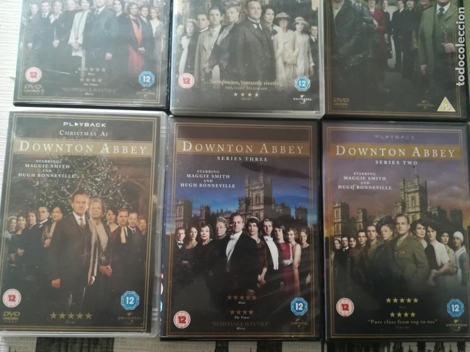 Downton Abbey DVD 1-6