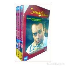 Series de TV: LORCA MUERTE DE UN POETA SERIE TV 3 DVD. Lote 152207218