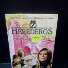 Series de TV: HEREDEROS PRIMERA TEMPORADA COMPLETA DVD. Lote 152444982