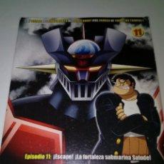 Series de TV: DVD. MAZINGER Z. EPISODIO 11. EDICIÓN IMPACTO. B37DVD. Lote 152559746