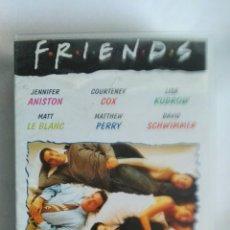 Series de TV: FRIENDS DVD TEMPORADA 1 EPISODIOS 1-4. Lote 152693409