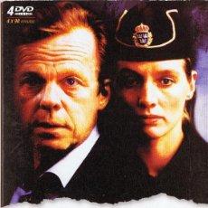 Series de TV: HENNING MANKELL WALLANDER VOL. 1 ( 4 DISCOS). Lote 152804118