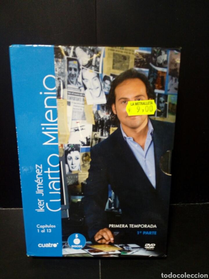 cuarto milenio primera temporada primera parte - Kaufen ...