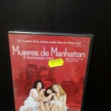 Series de TV: MUJERES DE MANHATTAN TEMPORADA 1 DVD. Lote 153048869