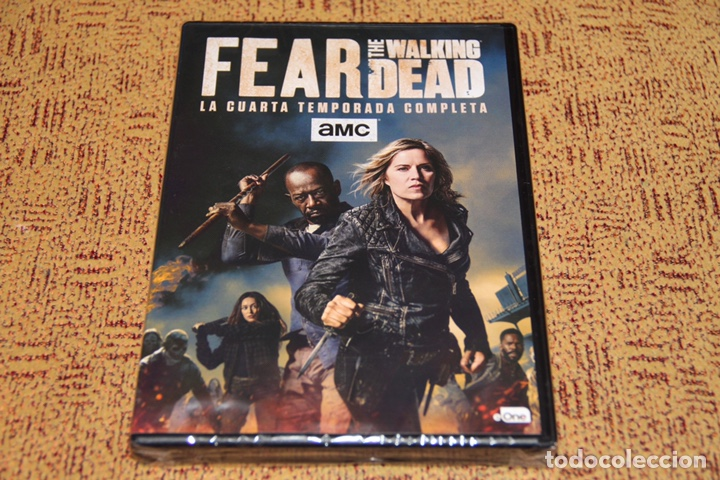 fear the walking dead temporada 4 dvd nueva - Kaufen Fernsehserien ...