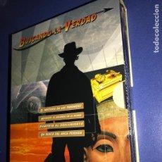 Series de TV: BUSCANDO LA VERDAD (CANAL DE HISTORIA) 4 DVD. Lote 153376190