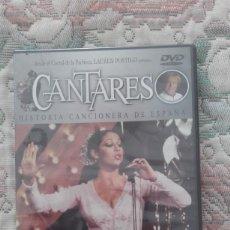 Series de TV: DVD CANTARES. PROGRAMA DOBLE: ISABEL PANTOJA + LA CAMBORIA (DESDE CORRAL DE LA PACHECA)(PRECINTADA). Lote 153530418