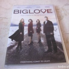 Series de TV: BIG LOVE - THE COMPLETE FIFITH SEASON DVD - 4 DISCOS - HBO 2011. Lote 154575246