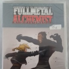 Series de TV: DVD FULL METAL ALCHEMIST Nº8. Lote 38541135