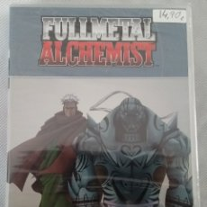 Series de TV: DVD FULL METAL ALCHEMIST Nº10. Lote 38541138