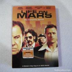 Series de TV: LIFE ON MARS. SERIE COMPLETA EN INGLES. SUBTITULOS EN CASTELLANO Y FRANCES - DVDS PRECINTADOS . Lote 154955314