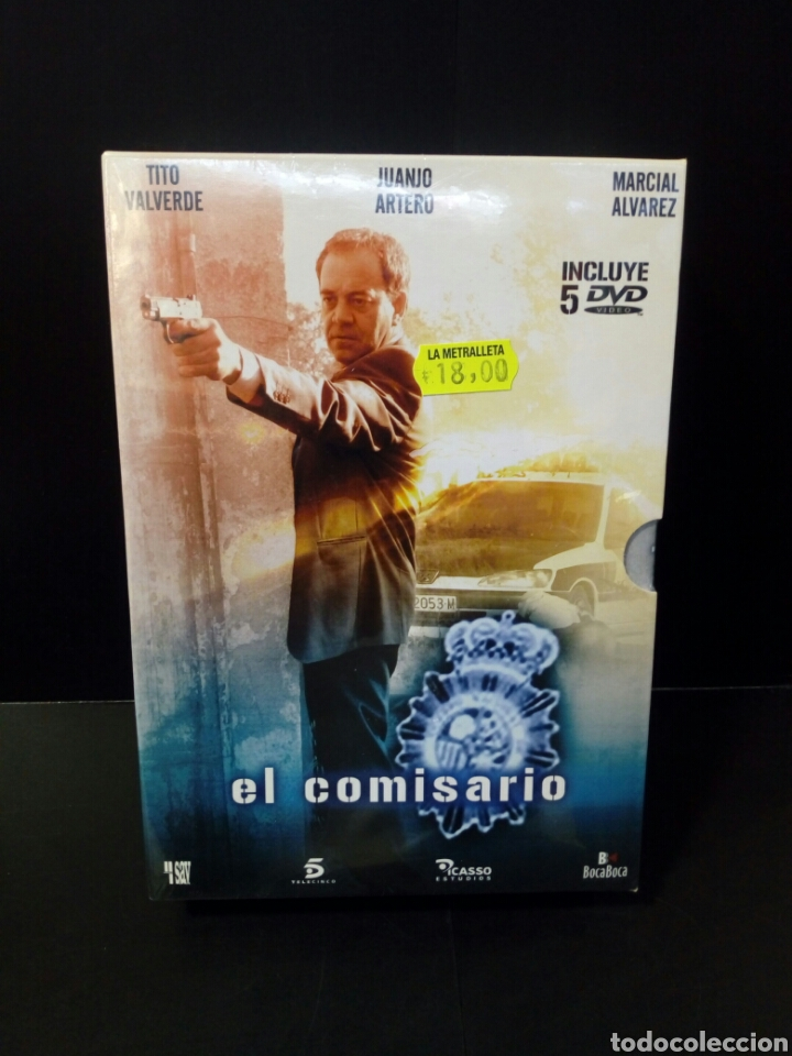 EL COMISARIO DVD (Series TV en DVD)